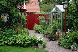 Trädgård 2